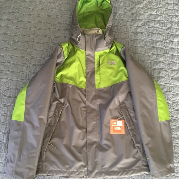 264a32b97 The North Face Triclimate 3-in-1 Ski Coat NWT